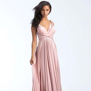 Allure Bridals Bridesmaids Dress Style 1566
